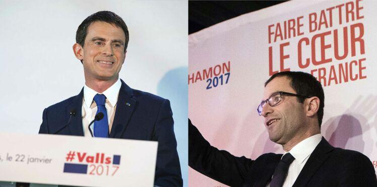Benoit Hamon, Manuel Valls: quelles différences dans leurs programmes?