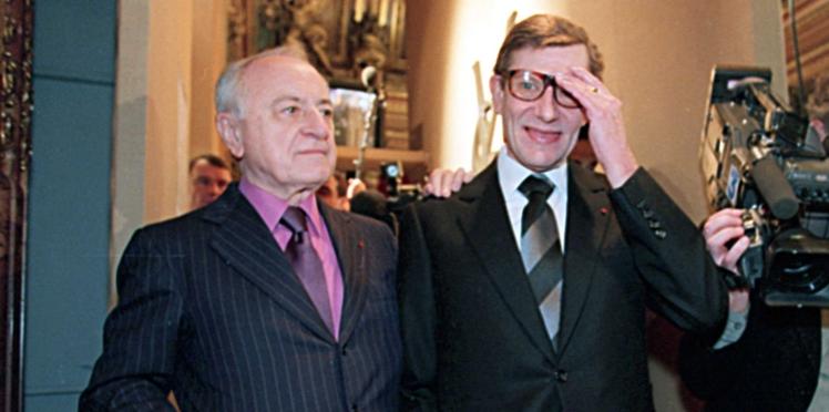"""Le chauffeur de Pierre Bergé raconte les orgies de l'homme d'affaires et Yves Saint-Laurent, deux êtres """"malades sexuellement"""""""