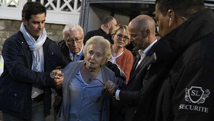 Photos - Bernadette Chirac, fragile lors de sa dernière apparition publique