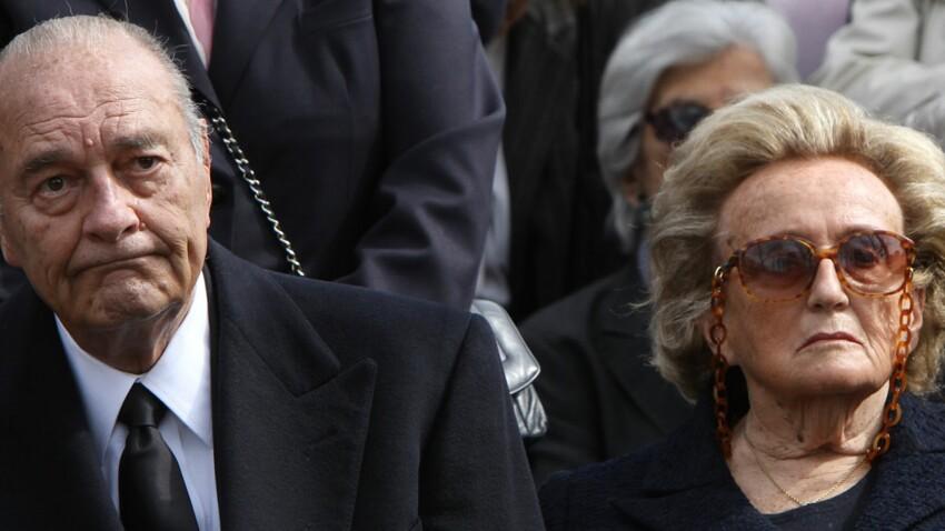 """Bernadette Chirac au sujet de Jacques : """"Il me salope quatre costumes par semaine"""""""