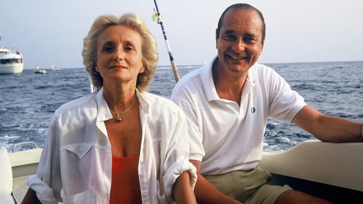 Photos - Bernadette et Jacques Chirac : les plus beaux clichés du couple