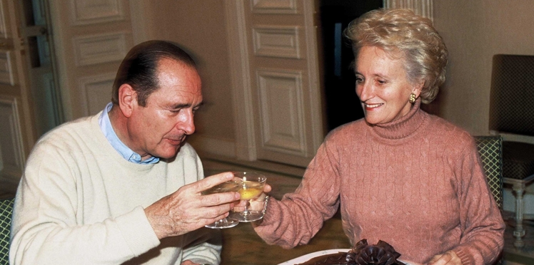 Bernadette et Jacques Chirac : les drôles de révélations sur leur couple