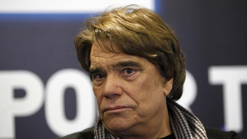 Bernard Tapie est gravement malade, son fils confirme la mauvaise nouvelle