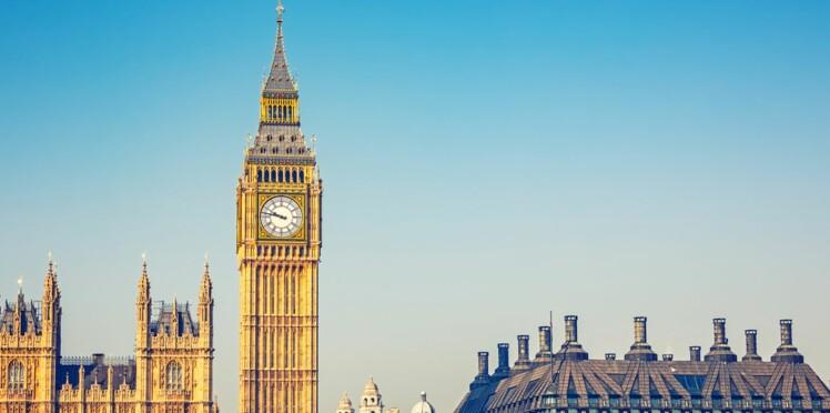 La célèbre cloche Big Ben, à Londres, ne sonne plus !