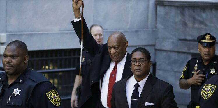 L'acteur américain Bill Cosby reconnu coupable d'agression sexuelle