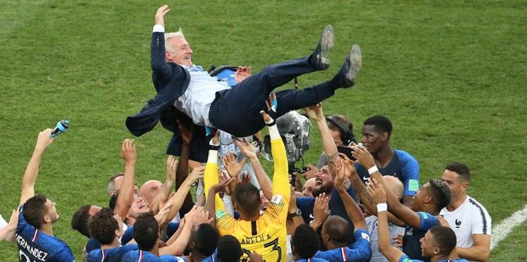 Photos – Les Bleus champions du monde 2018 : les plus belles images