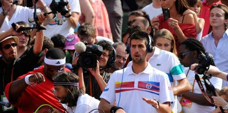 Bob Sinclar enflamme à nouveau Roland Garros, pour la bonne cause
