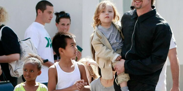 Brad Pitt et Angelina Jolie : bientôt 8 enfants ?