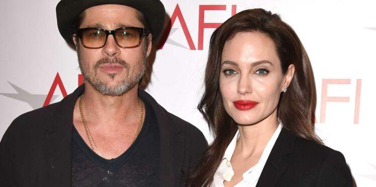 Brad Pitt lance un ultimatum à Angelina Jolie