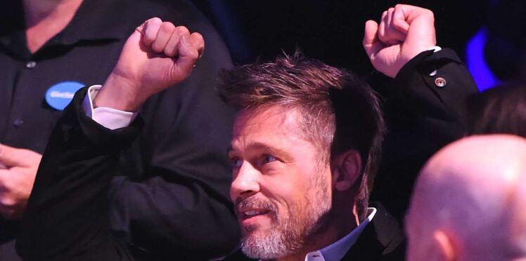Brad Pitt retrouve enfin le bonheur après son divorce d'avec Angelina Jolie