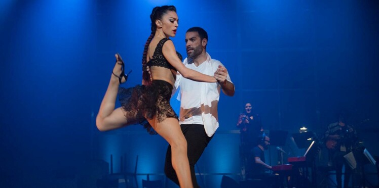 Break the tango: un show intense et chaud!