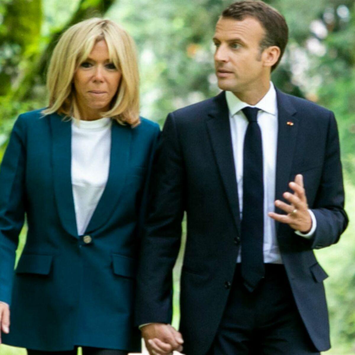 Mariage De Brigitte Et Emmanuel Macron Tiphaine Auziere Raconte Pour La Premiere Fois Le Divorce De Sa Mere Femme Actuelle Le Mag
