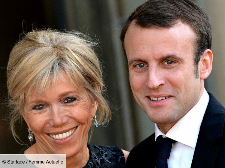 Brigitte Et Emmanuel Macron Tout Ce Qu Ils Ont Subi A L Annonce De Leur Couple Femme Actuelle Le Mag