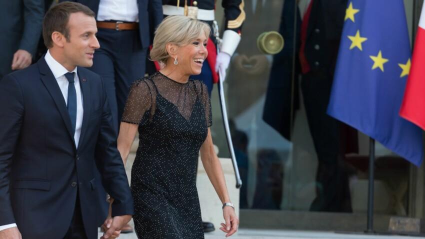 Brigitte et Emmanuel Macron vont accueillir un chiot à l'Élysée
