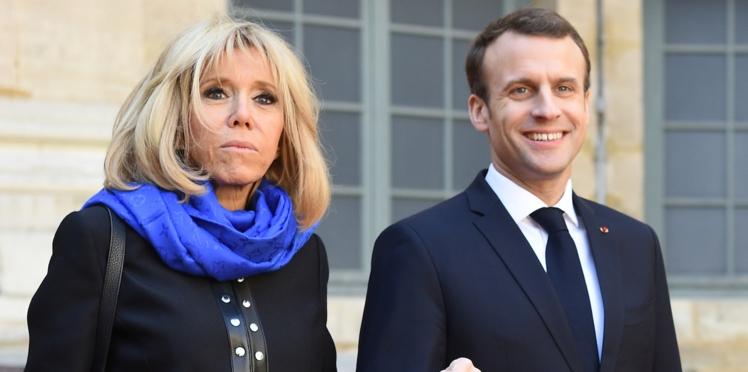 Brigitte et Emmanuel Macron passent leur week-end de Pâques au Touquet
