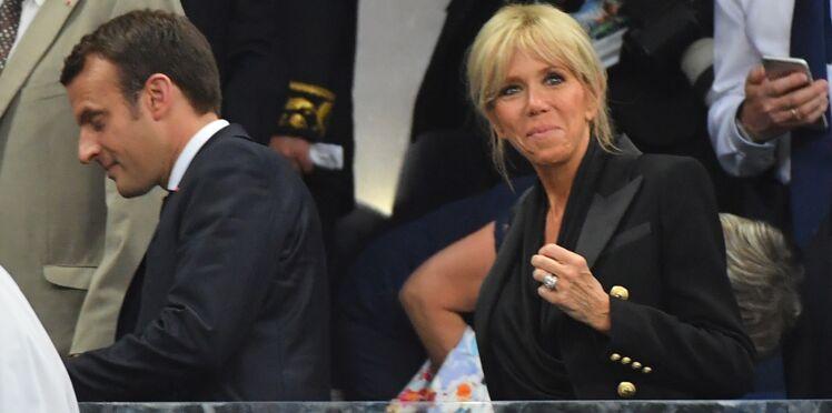 Brigitte Macron adorée des Allemandes car elle remet les femmes mûres à l'honneur