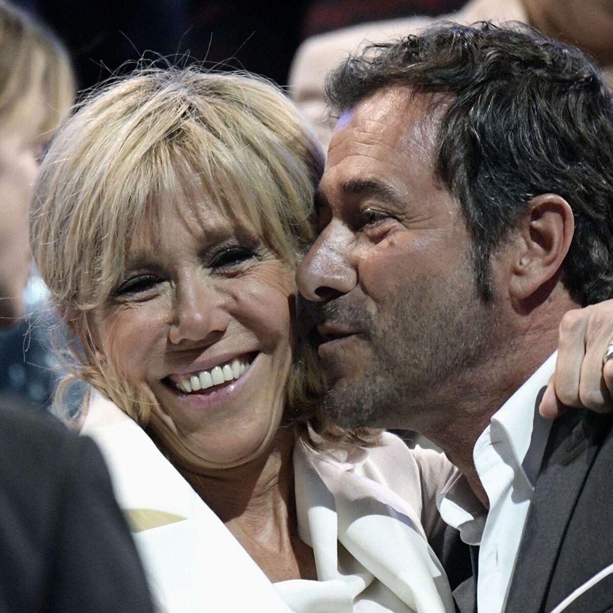 Brigitte Macron Et Bernard Montiel Une Amitie Solide Et De Longue Date Femme Actuelle Le Mag