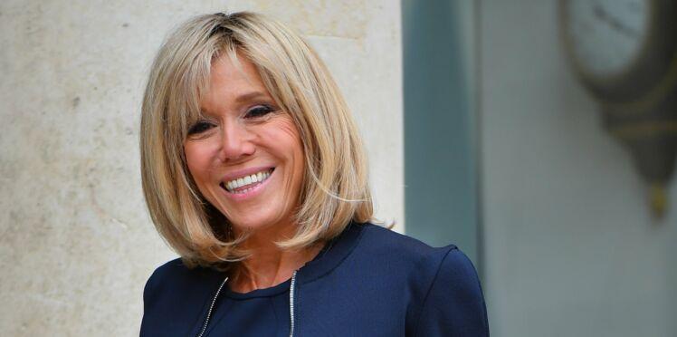 """Brigitte Macron cultive la discrétion et ne """"cherche pas la lumière"""""""