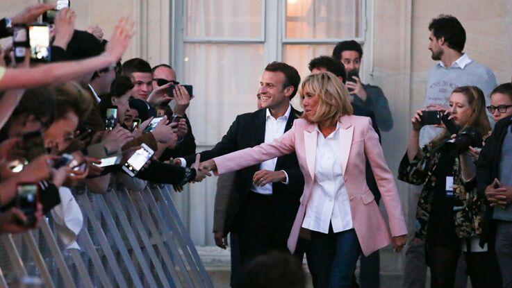 Vidéo – Brigitte Macron se déchaîne sur de l'électro dans la cour de l'Elysée pour la Fête de la musique