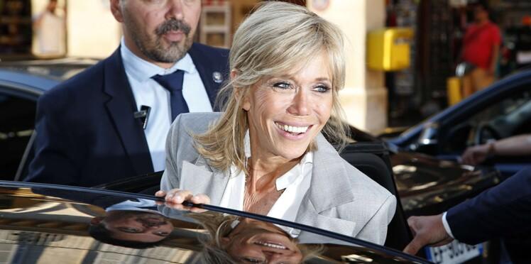Brigitte Macron : son Elysée intime dévoilé