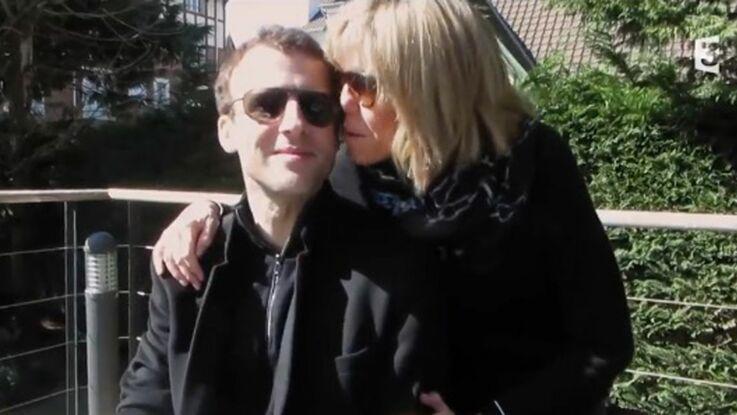Brigitte Macron explique comment elle est tombée sous le charme de son mari Emmanuel Macron