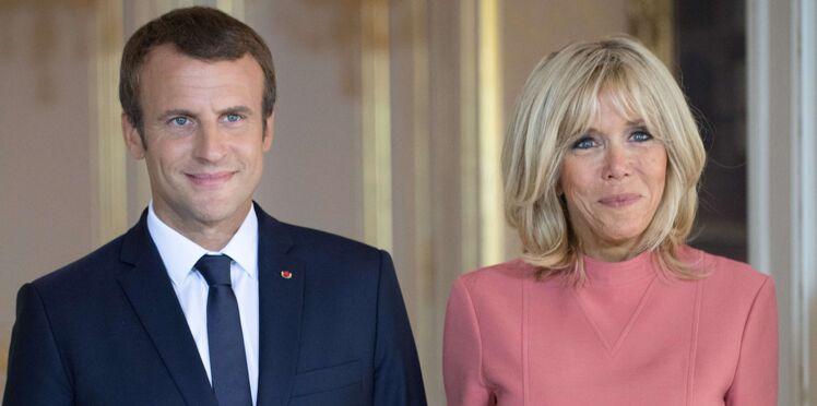 """Brigitte Macron : un livre consacré à Emmanuel Macron explique à quel point elle avait """"la trouille"""""""
