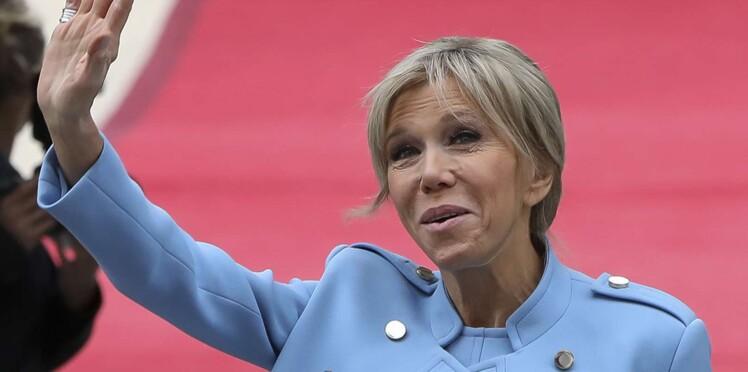 Brigitte Macron fait son entrée à l'Elysée : rémunération, mission, tout ce qu'il faut savoir