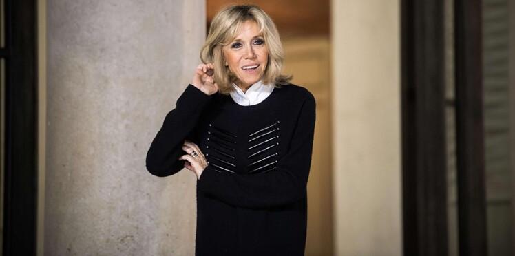 """Brigitte Macron désignée """"Française la plus influente du monde"""""""