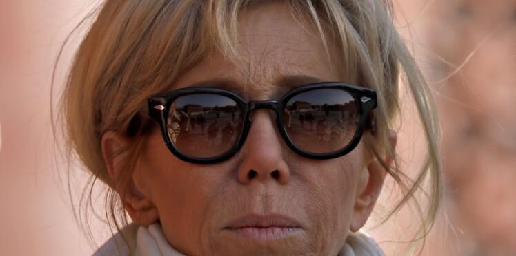 Brigitte Macron sous haute surveillance après avoir reçu des lettres de menaces
