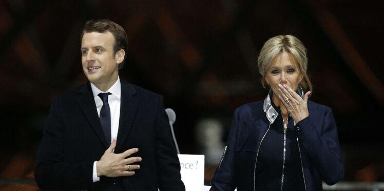 Brigitte Macron : comment elle s'inspirera de Michelle Obama et Carla Bruni-Sarkozy pour son rôle de Première dame