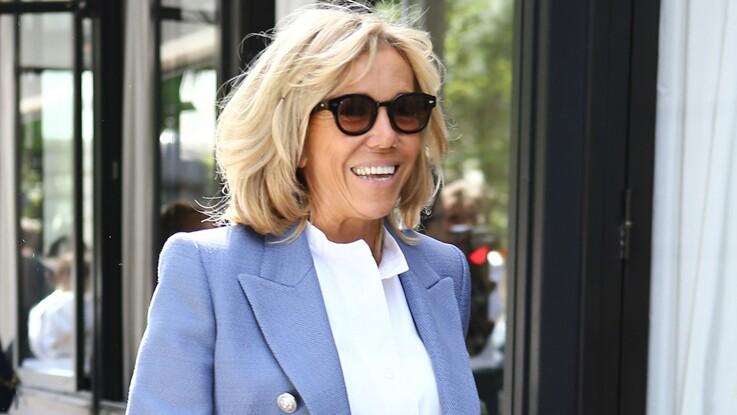 Brigitte Macron : pourquoi elle a refusé d'aller dans l'émission de son ami Bernard Montiel