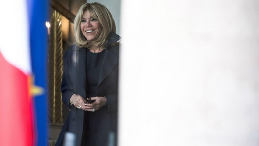 """Brigitte Macron se confie sur son quotidien à l'Elysée : """"Je ne me sens pas du tout Première dame"""""""