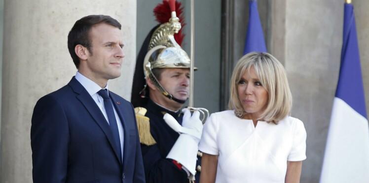 Brigitte Macron : ses regards emplis d'amour et d'admiration pour son mari émeuvent les Espagnols