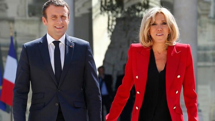 Brigitte Macron : retour sur ses plus beaux looks en vidéo