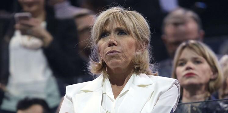 PHOTOS - Brigitte Macron, superstar de la presse étrangère