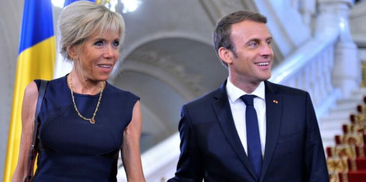 Quand Emmanuel et Brigitte Macron taclent François Fillon