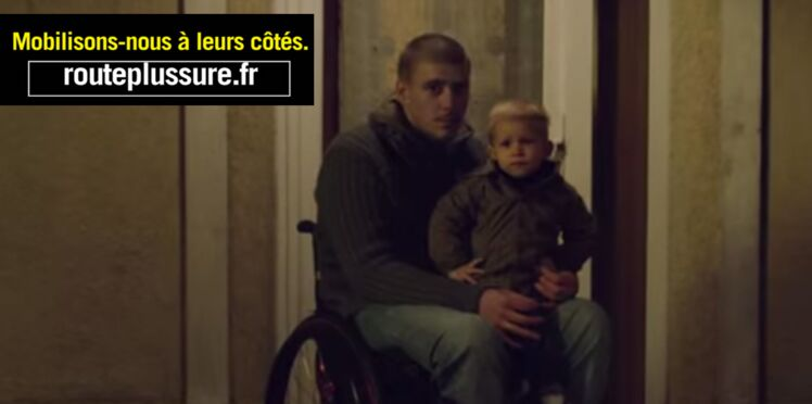 Victimes d'accidents de la route, une nouvelle campagne choc