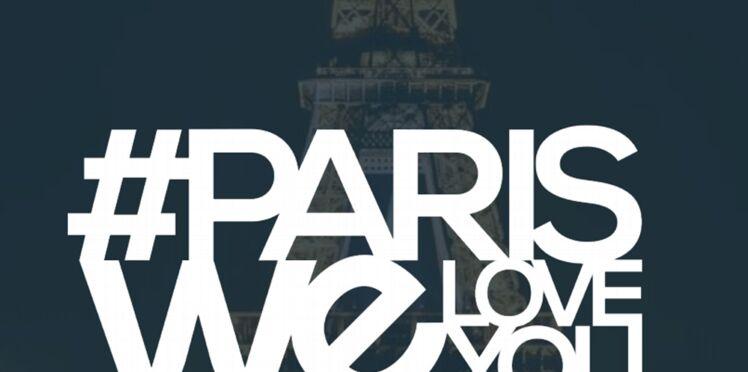 #ParisWeLoveYou, une campagne pour déclarer notre amour à Paris