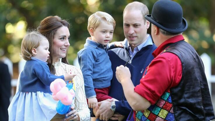 Charlotte et George à croquer ! Ils font le show en vidéo