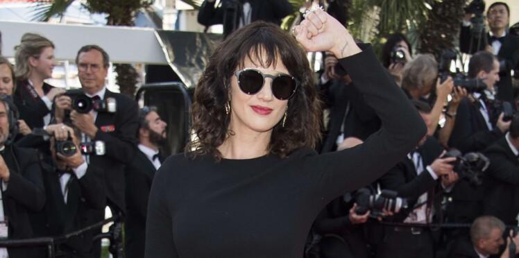 Festival de Cannes : le discours déchirant d'Asia Argento, violée par Harvey Weinstein