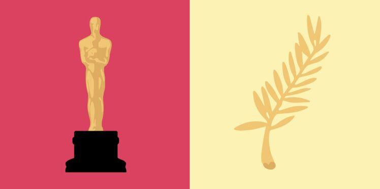 On adore : Cannes ou Oscars, le match du glamour en dessins