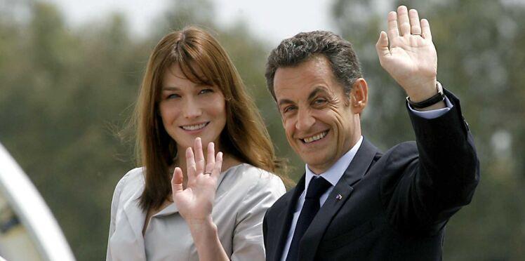 Carla Bruni se confie sur ses 10 ans de mariage avec Nicolas Sarkozy