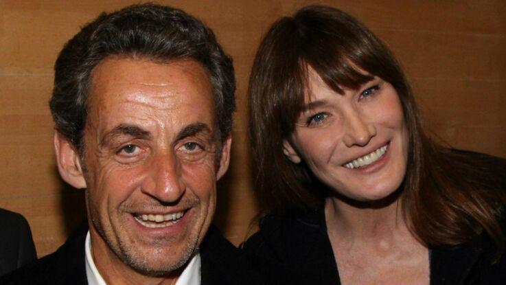 """Carla Bruni se confie sur sa relation avec Nicolas Sarkozy : """"Je suis très dépendante de lui"""""""