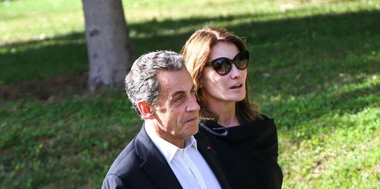 "Carla Bruni-Sarkozy évoque sa fille Giulia qui ""ressemble beaucoup à Nicolas"""