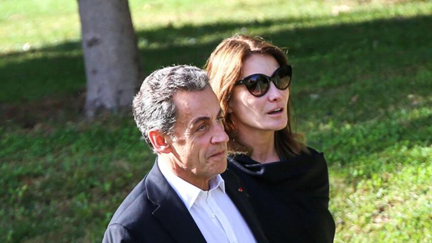 Carla Bruni Sarkozy Evoque Sa Fille Giulia Qui Ressemble Beaucoup A Nicolas Femme Actuelle Le Mag