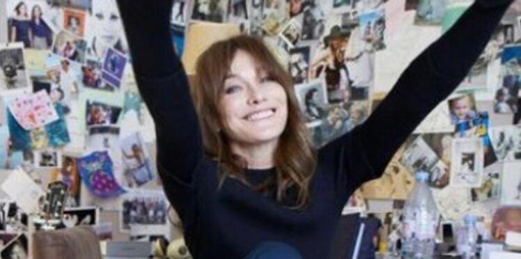 Carla Bruni-Sarkozy nous fait partager le spectacle de danse de sa fille Giulia
