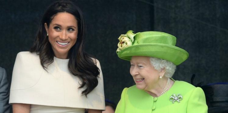 Ce que pense la reine Elizabeth II de Meghan Markle