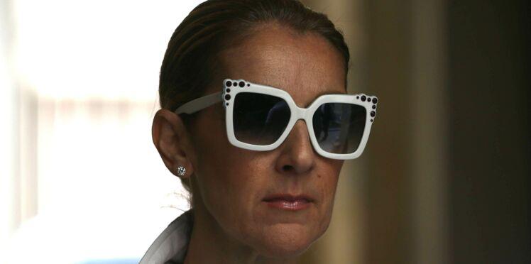 """Céline Dion, éreintée et """"dévastée"""", donne des nouvelles à ses fans"""
