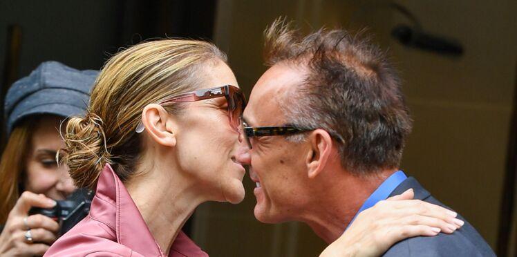 Céline Dion: elle ne fait pas un pas sans lui