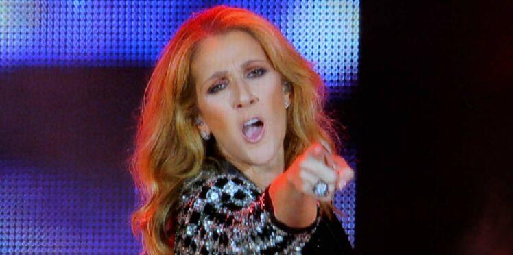 Céline Dion fait monter une petite fille qui fait le show sur scène avec elle